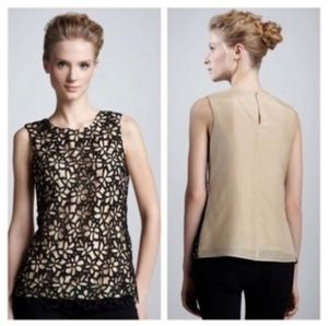 Lela Rose Neiman Marcus x Target Lace Top Small